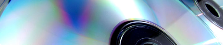 multimediální CD a DVD